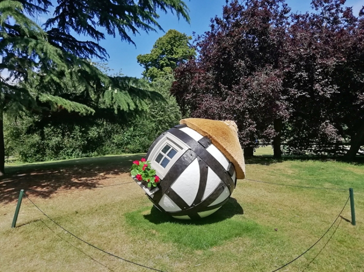 Tudor Ball by Lars Fisk