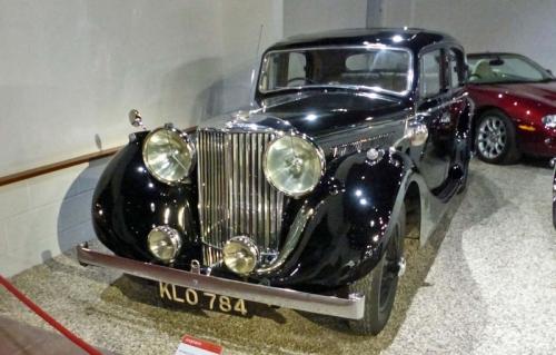 1949 Jaguar 3.5 litre saloon