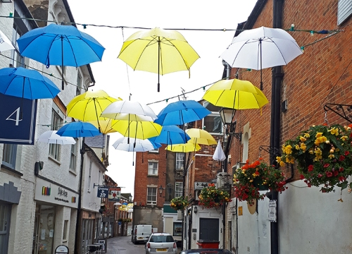 banbury brollies