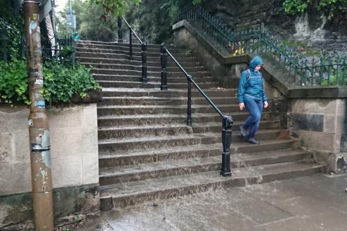 calton steps cascade