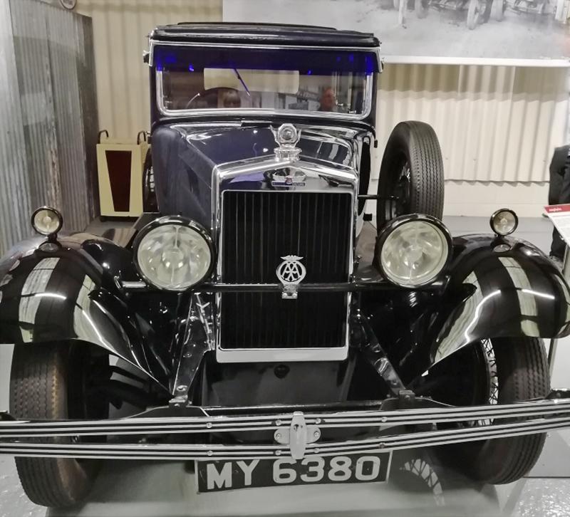 haynes motor museum