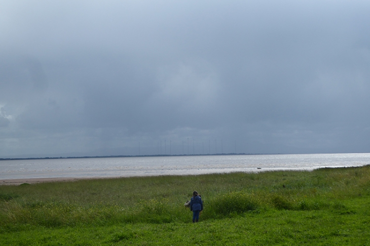 solway with england obscured