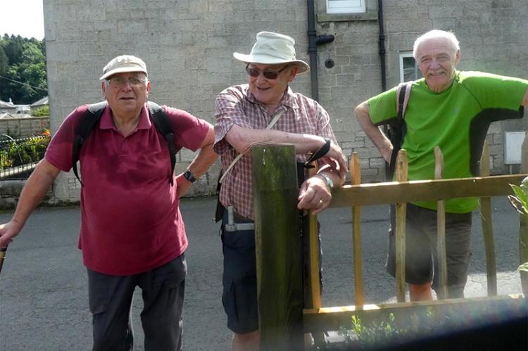 three old men