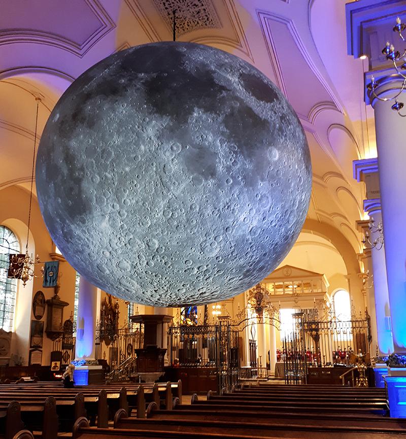 Church moon