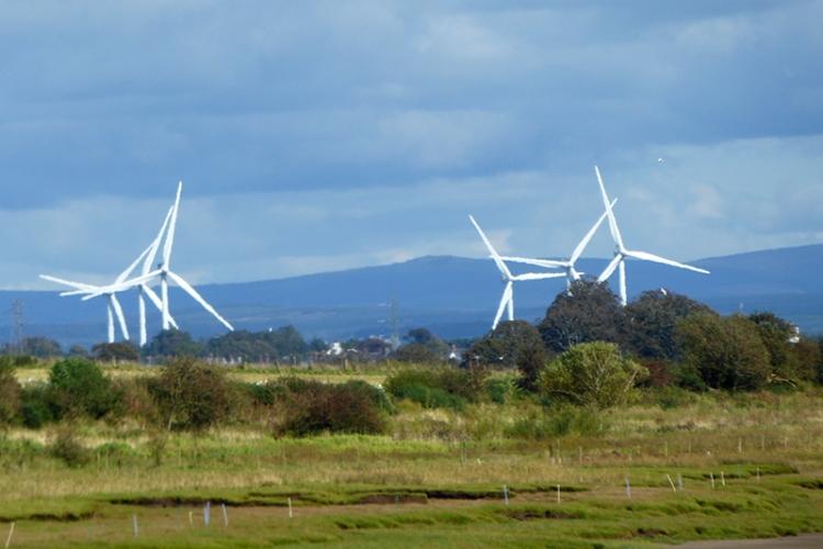 gretna windmills