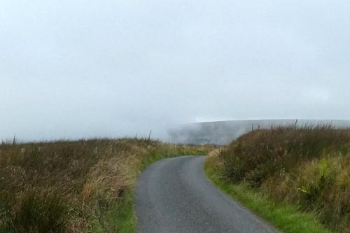 laverock hide road mist