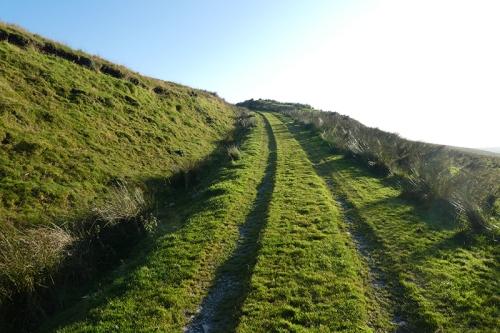 Warbla track