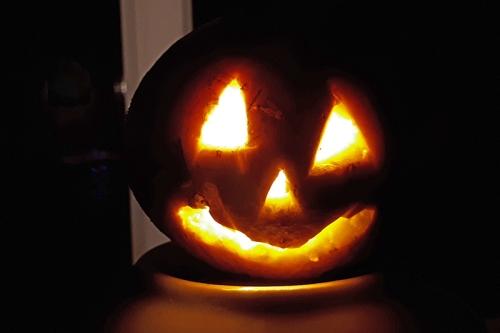 andrew's halloween
