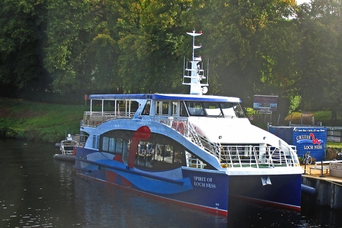 Loch ness cruiser