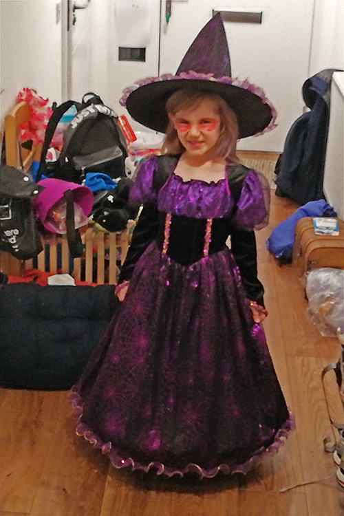 Matilda the witch