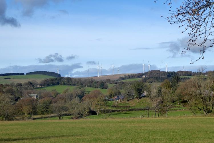 still windmills