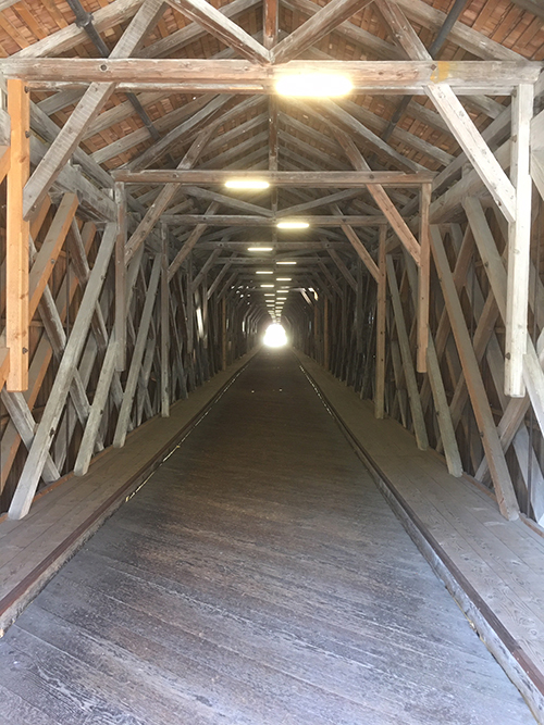 swiss bridge