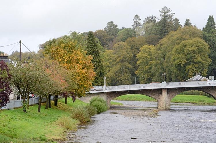 Town Bridge October