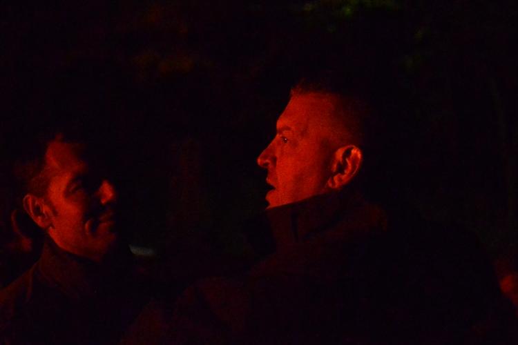 big dave at the binfire