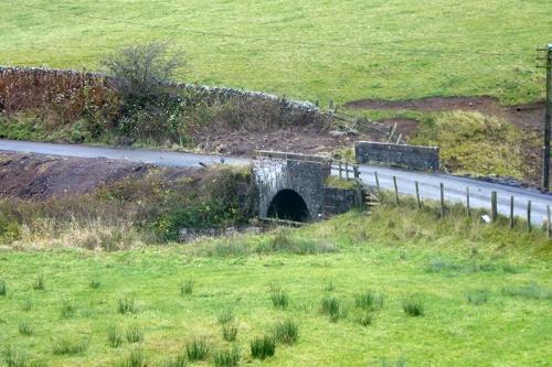 bridge on crossdykes road