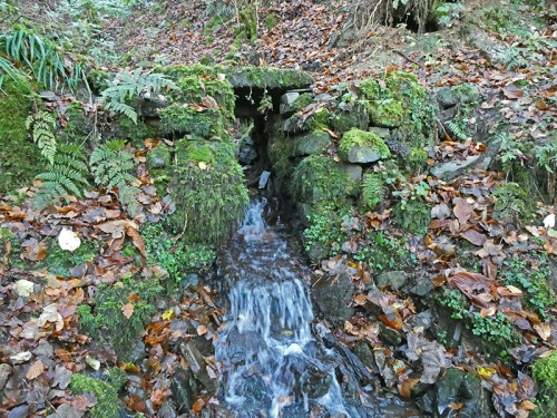culvert near duchess bridge