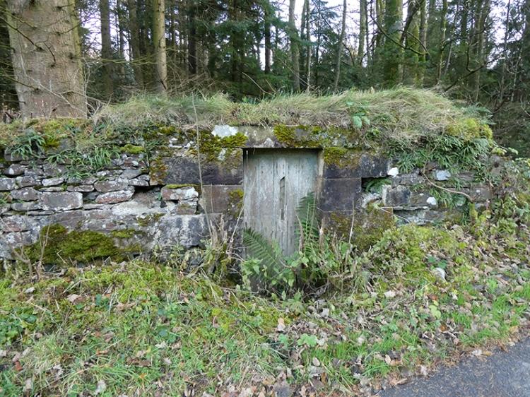 gate at breckonwrae
