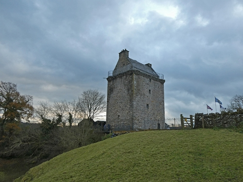 Gilnockie Tower November
