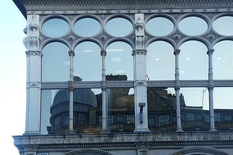glasgow reflection