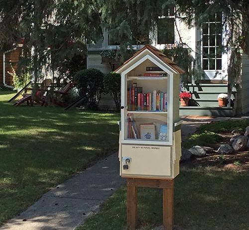 Mary Jo's Library
