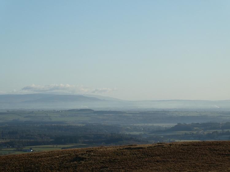 warbla mist over england