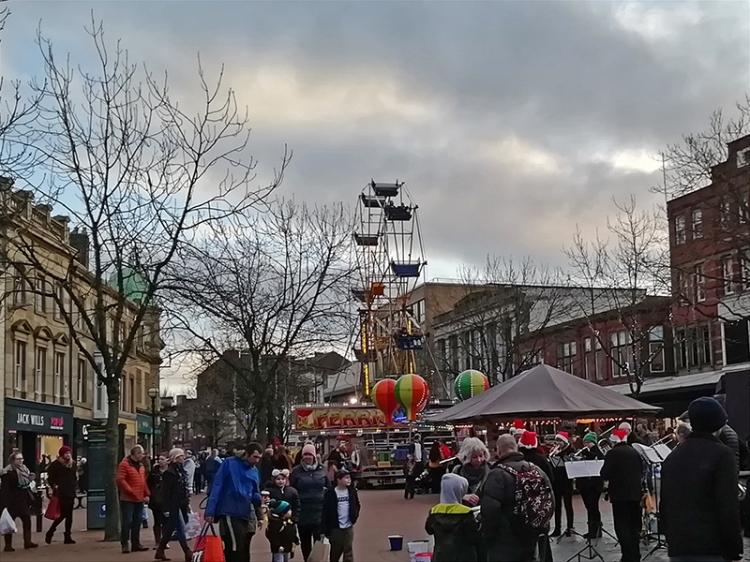 Carlisle Christmas fun