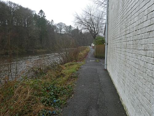 Dyehouse path