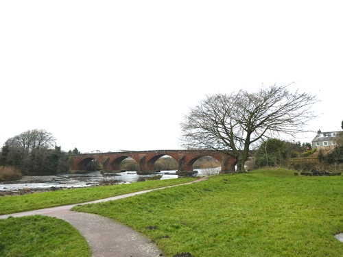 Longtown bridge