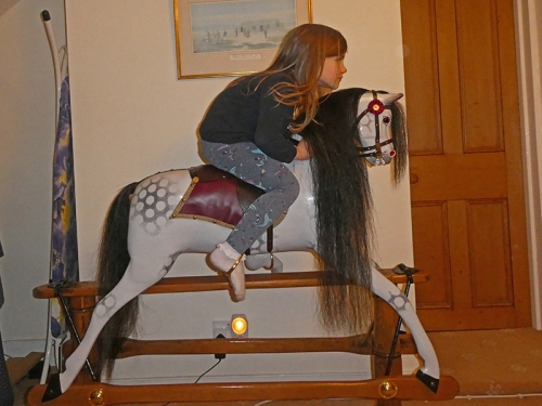 matilda on rocking horse 2