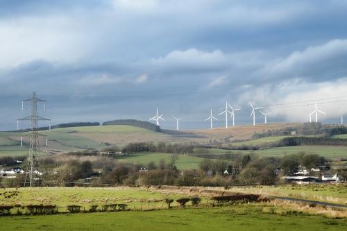 Minsca wind farm