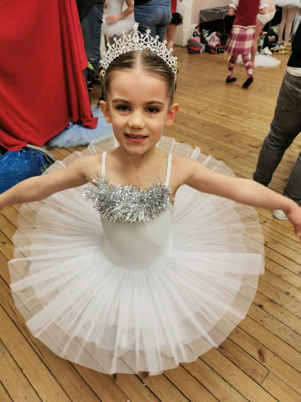matilda ballerina