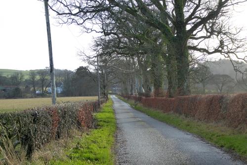 road to castlemilk