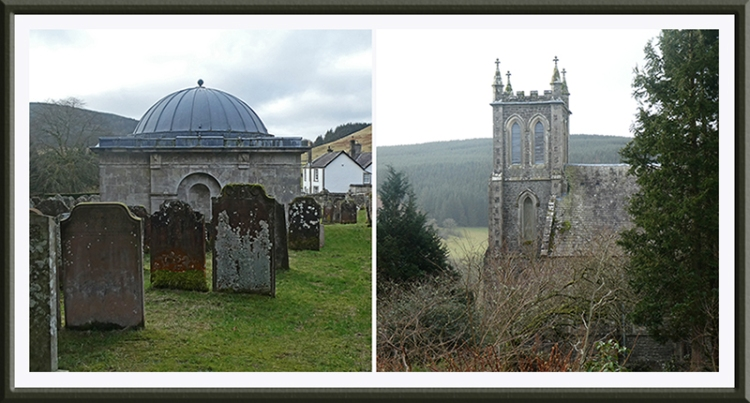 westerkirk mausoleum and church