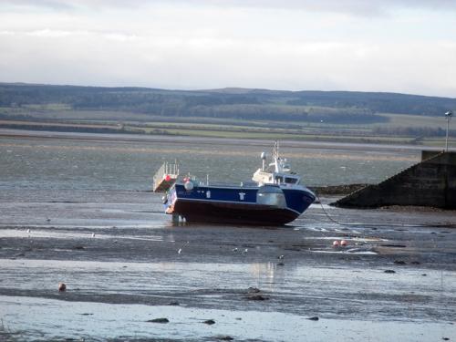 dennis' boat