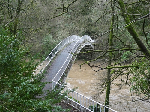 duchess bridge high water