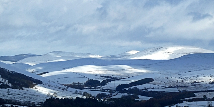 ewes valley snow