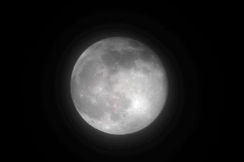 full moon February