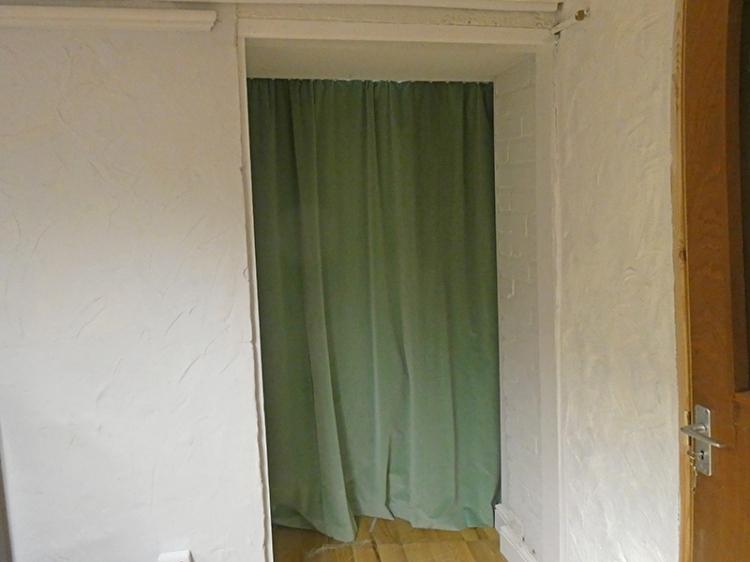 new curtain AC