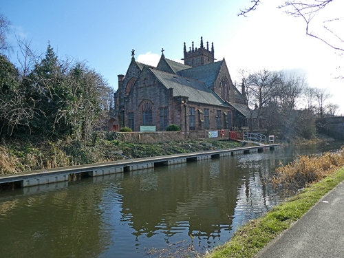 old church union canal