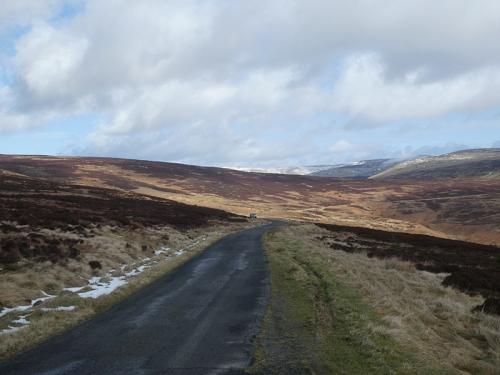 road to harrier corner