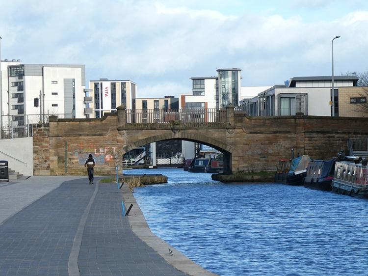 stone bridge union canal