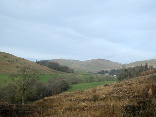 view from north lodge