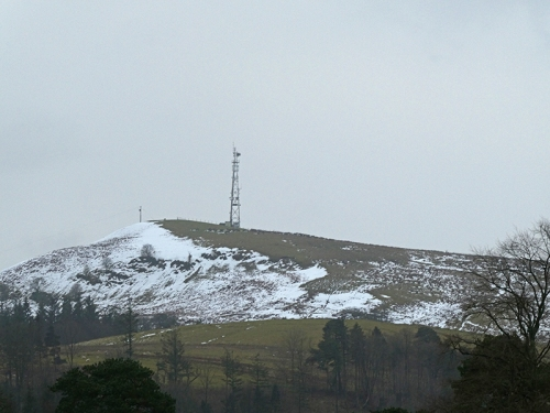 warbla snow melt