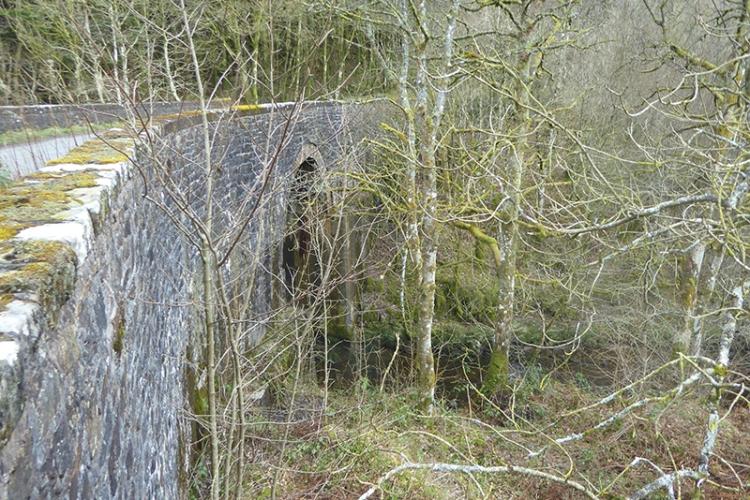 Archer beck bridge