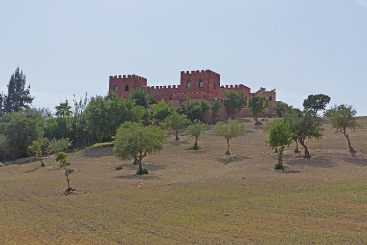 Atlas Kasbah, Agadir