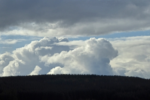 clouds over callister