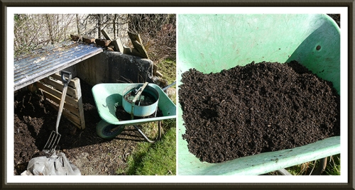 compost sieving