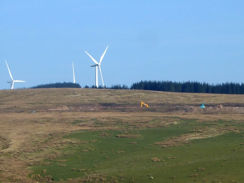 crossdykes windfarm