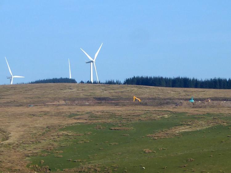 crossdykes windfarm