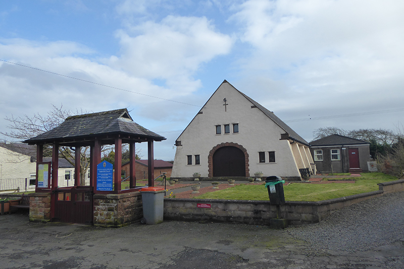 Eaglesfield church